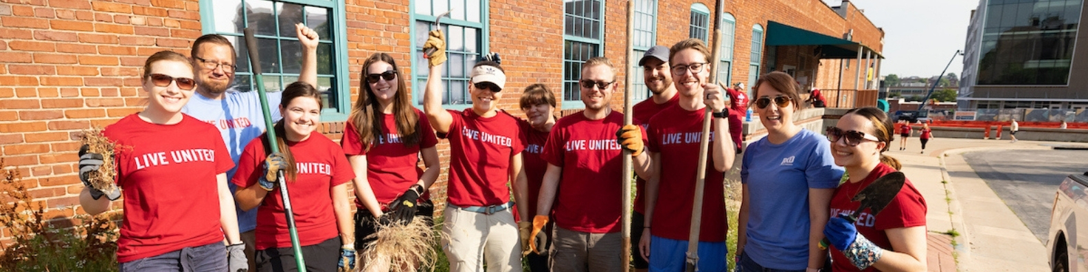 CU Employees at Discovery Center DOC 2021